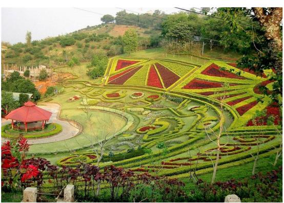 泰国清迈金三角