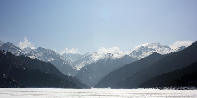 新疆天山天池风景区