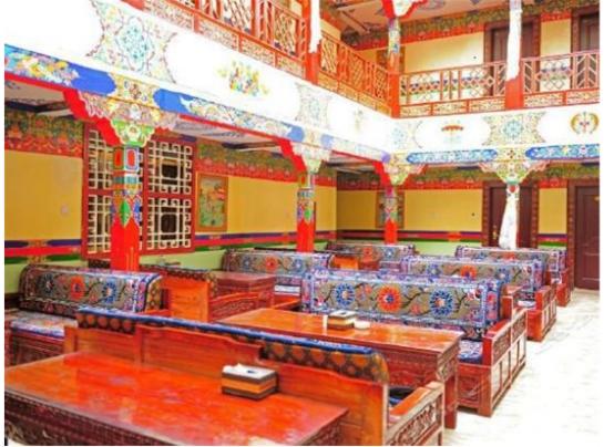 西藏拉萨诺吉酒店