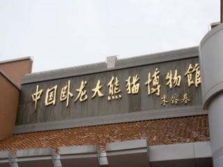 卧龙大熊猫博物馆